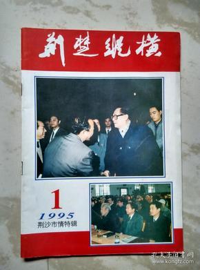 荆楚纵横特辑荆沙市成立1995.1