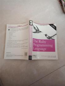 OReilly:Ruby程序设计语言(影印版)(英文版)
