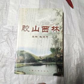 (无锡名胜)胶山西林 (内含大量无锡史料影印件及胶山诗(词、曲)画) 难得好书