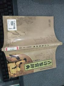 古诗鉴赏辞典(第四卷)——中国历代诗文鉴赏系列