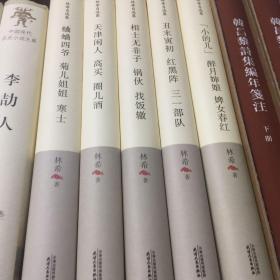 林希自选集全五册