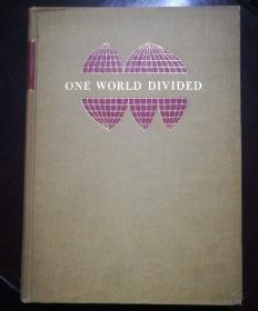 ONE WORLD DIVIDED