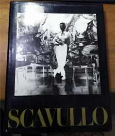 SCAVULLO FRANCESCO SCAVULLO PHOTOGRAPHS 1948-1984