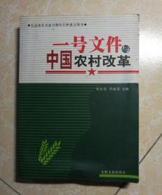 一号文件与中国农村改革