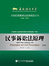 民事诉讼法原理