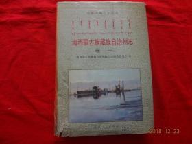 海西蒙古族藏族自治州志(卷一)