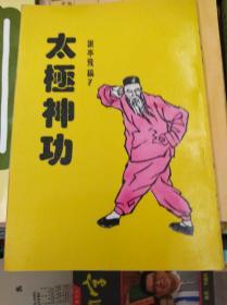 老拳书:  太极神功  74年版,稀缺包快递