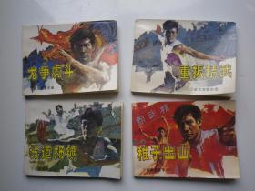 武术家霍东阁(全5册)