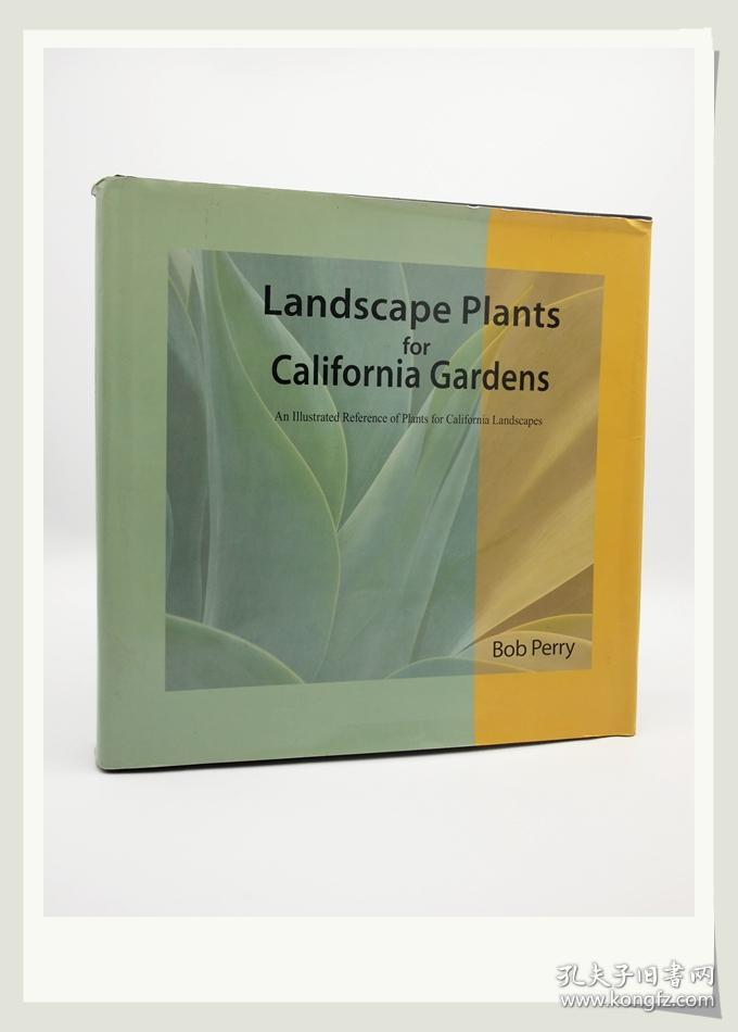 加州植物植被园林Landscape Plants for California Gardens