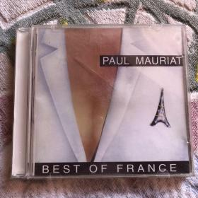 BEST OF FRANCE(CD*1)