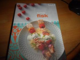 SPIS fisK--外文原版菜谱