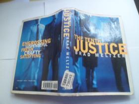 The Tenth Justice Brad Meltzer【精装】