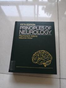 Principles of Neurology Fifth Edition 神经病学原理 第五版(美国原版英文书)