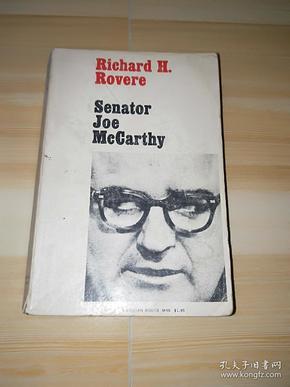 Senator Joe McCarthy(参议员乔·麦卡锡)