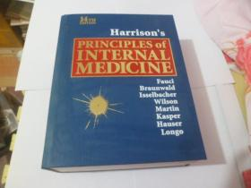 Harrisons PRINCIPLES OF INTERNAL MEDICINE(14TH EDITION)【精装厚册