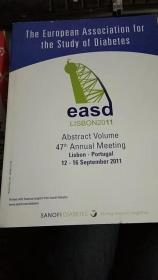 The European Association for the Study of Diabetes easd LISBON2011