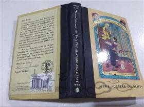 原版日本日文书 THE AUSTERE ACADEMY LMEONY SNICKET HARPERCOLLINSPublishers2000年 小32开硬精装