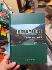 西藏东部晚中生代植物(精装)        新G2