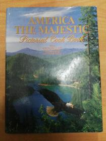 America the Majestic Pictorial Cookbook 美国插图版食谱(八开精装 英文版)