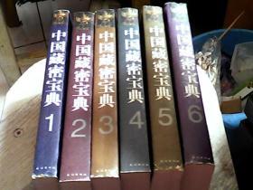 中国藏密宝典1-6(全六册)