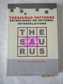 THE SAURUS PATTERNS ESTABLISHED ON OPTIONAL IN TERRELATIONS