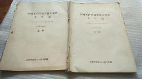 春城无产阶级文化大革命大事记 上下册,长春公社503战斗队,一九六五年十一月至1968年