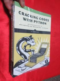 Cracking Codes with Python     ( 小16开) 【详见图 】,全新未开封