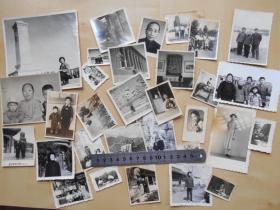 老照片【50—60年代,家庭游玩等,照片31张】