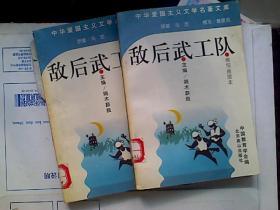 中华爱国主义文学名著文库-敌后武工队