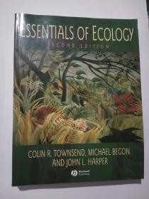 essentialals of ecology:second edition