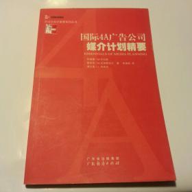 国际4A广告公司媒介计划精要(方法比知识更重要系列丛书)