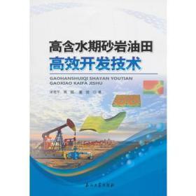 【正版】高含水期砂岩油田高效开发技术 宋考平,黄斌,董驰著