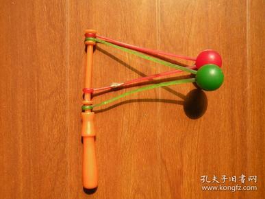 780年代 传统玩具一个