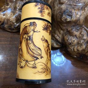 葫芦茶叶罐