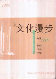 2008上海文化漫步:关注2009事件作品评论