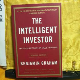 The Intelligent Investor:The Definitive Book on Value Investing. A Book of Practical Counsel