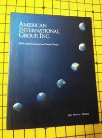 AMERICAN INTERNATIONAL GROUP,INC.  1995 ANNUAL REPORT(英文原版,美国国际集团有限公司1995年度报告)
