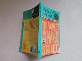The House on Mango Street【实物拍图 有划线笔迹】
