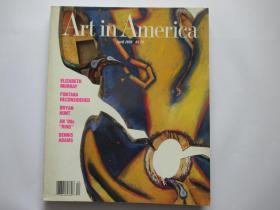 Art in America 1989年第4期
