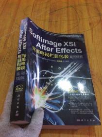 Softimage XSI After Effects完美电视栏目包装案例精解
