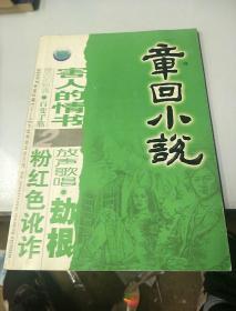 章回小说。2007            2