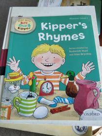 特价现货~Read with Biff, Chip & Kipper-Kippers Rhymes