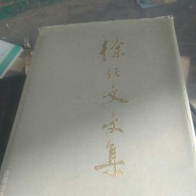 徐北文文集