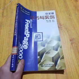 FrontPage 2000中文版技巧与实例
