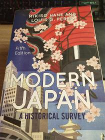 MODERN JAPAN:MIKISO HANE AND LOUIS G.PEREZ