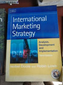 特价现货~ International Marketing Strategy : Analysis, Development and Implementation 3rd(全英文)