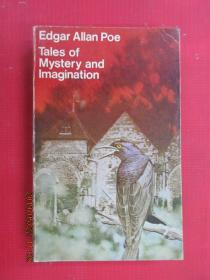 英文书  Edgar  AIIan  Poe  Taies  of  mystery  and imagination  共527页