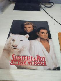 SIEGFRIED ROY AT THE MIRAGE
