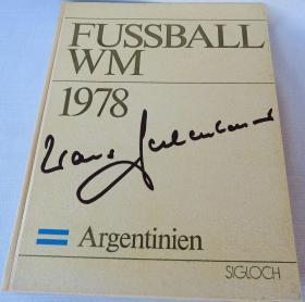 斯洛克1978世界杯全彩硬精铜版高清画册