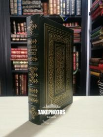 a tale of two cities  《双城记》 Dickens 狄更斯名著 easton press 1981年真皮精装 收藏版